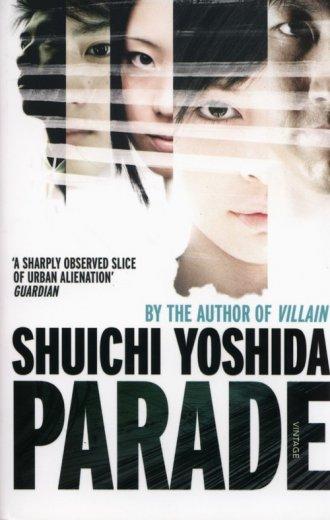 Parade - okładka książki