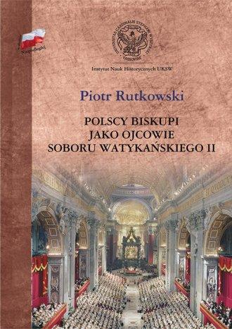 Polscy biskupi jako ojcowie Soboru - okładka książki