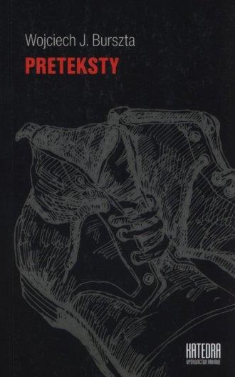 Preteksty - okładka książki