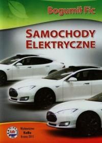 Samochody elektryczne - okładka książki