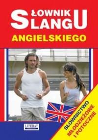 Słownik slangu angielskiego - okładka podręcznika