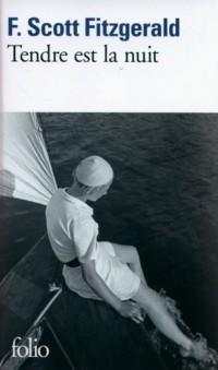 Tendre est la nuit - okładka książki