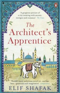 The Architects Apprentice - okładka książki