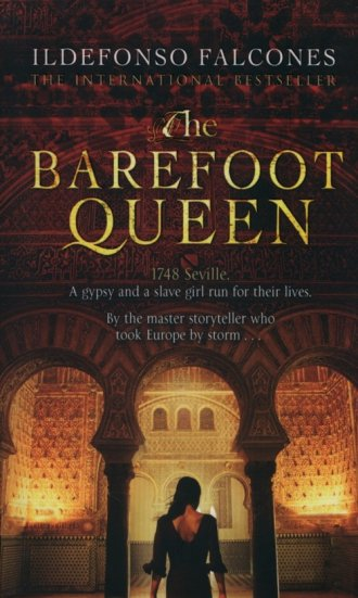 The Barefoot Queen - okładka książki