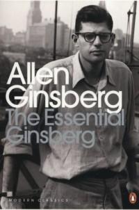 The Essential Ginsberg - okładka książki