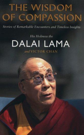 The Wisdom of Compassion - okładka książki