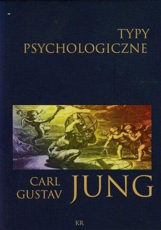 Typy psychologiczne - okładka książki