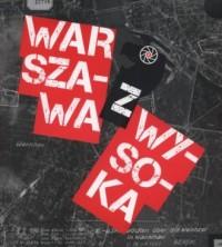 Warszawa z wysoka - okładka książki