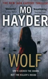 Wolf - okładka książki
