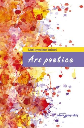 Ars poetica - okładka książki