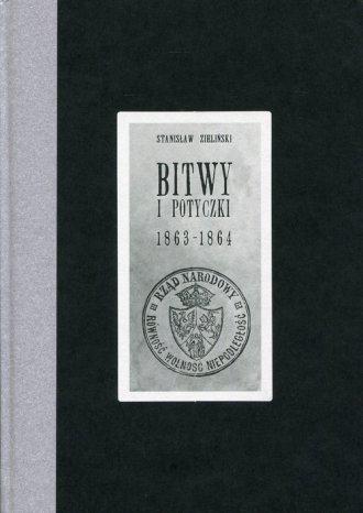 Bitwy i potyczki. 1863-1864 - okładka książki