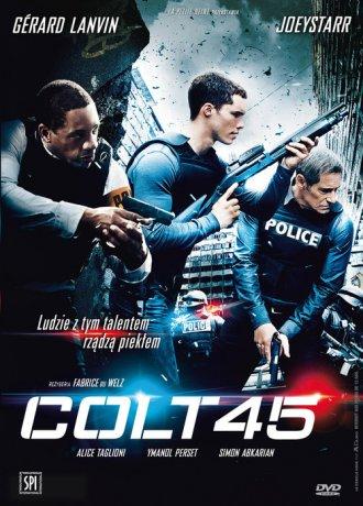 Colt 45 (DVD) - okładka filmu