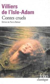 Contes cruels - okładka książki