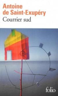 Courrier Sud - okładka książki