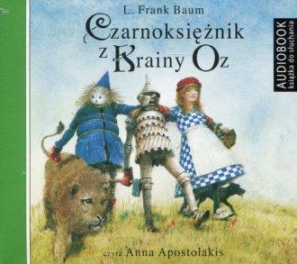 Czarnoksiężnik z krainy OZ (CD - pudełko audiobooku