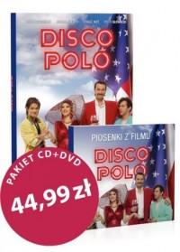 Disco Polo (film +CD) - okładka filmu