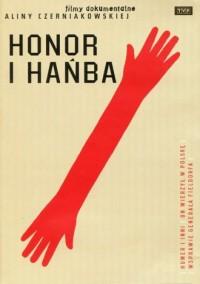 Honor i hańba - okładka filmu