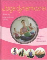 Joga dynamiczna - okładka książki