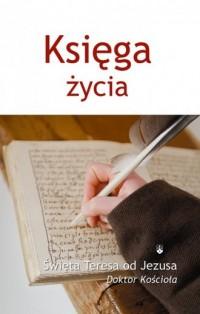 Księga życia - okładka książki