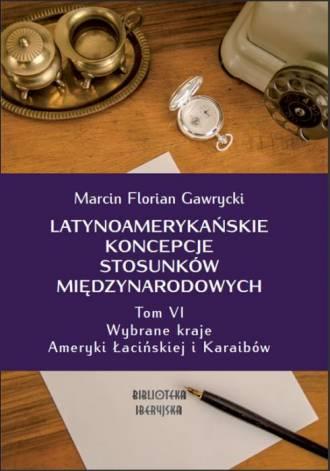 Latynoamerykańskie koncepcje stosunków - okładka książki