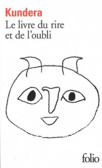Le livre du rire et de loubli - okładka książki