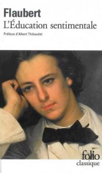 L Education sentimentale - okładka książki
