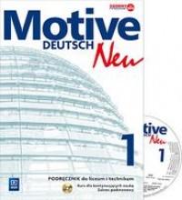Motive Deutsch Neu 1. Podręcznik - okładka podręcznika