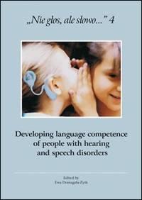 Nie głos, ale słowo... 4. Developing - okładka książki