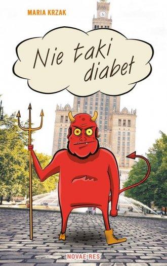 Nie taki diabeł - okładka książki