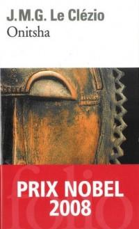 Onitsha - okładka książki