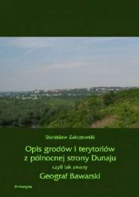 Opis grodów i terytoriów z północnej - okładka książki