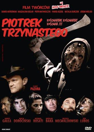 Piotrek trzynastego (DVD) - okładka filmu