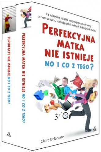 Prefekcyjna matka / Superfacet - okładka książki