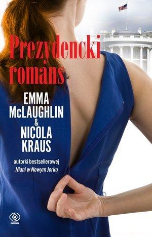 Prezydencki romans - okładka książki