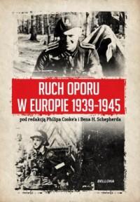 Ruch oporu w Europie 1939-1945 - okładka książki