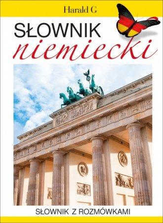 Słownik niemiecko-polski, polsko-niemiecki - okładka podręcznika