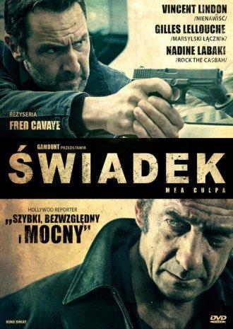 Świadek (DVD) - okładka filmu