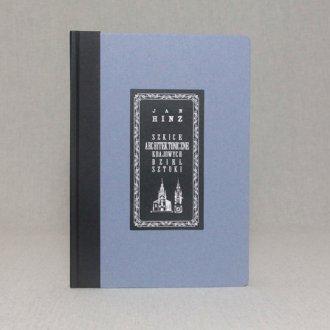 Szkice architektoniczne krajowych - okładka książki