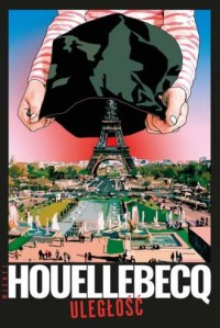 Uległość - Michel Houellebecq - okładka książki