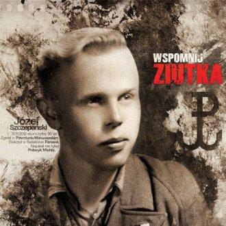Wspomnij Ziutka - okładka płyty