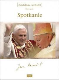 Złota Kolekcja. Jan Paweł II. Album 5. Spotkanie - okładka filmu