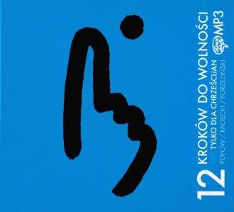 12 kroków do wolności - pudełko audiobooku