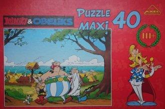 Asteriks i Obeliks. Przyjaciele - zdjęcie zabawki, gry
