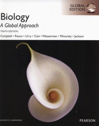 Biology. A Global Approach - okładka książki
