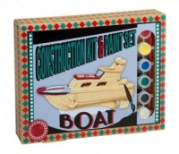 Boat. Model - zdjęcie zabawki, gry