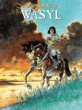 Bois-Maury 4. Wasyl - okładka książki