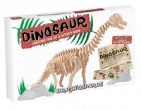 Brachiosaurus duży. Model - zdjęcie zabawki, gry