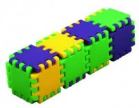 Cubigami 7 (puzzle 3D) - zdjęcie zabawki, gry
