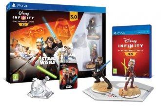 Disney infinity 3.0. Star Wars. - pudełko programu