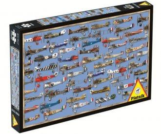 Dogfight (puzzle 1000-elem.) - zdjęcie zabawki, gry